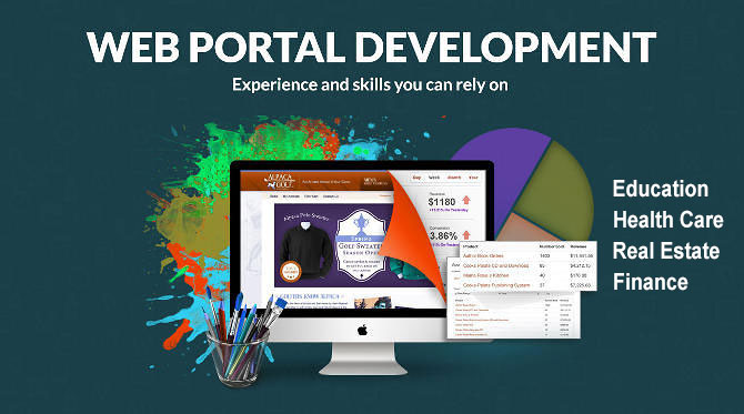 Web Portal Development Company in Hisar (Haryana)